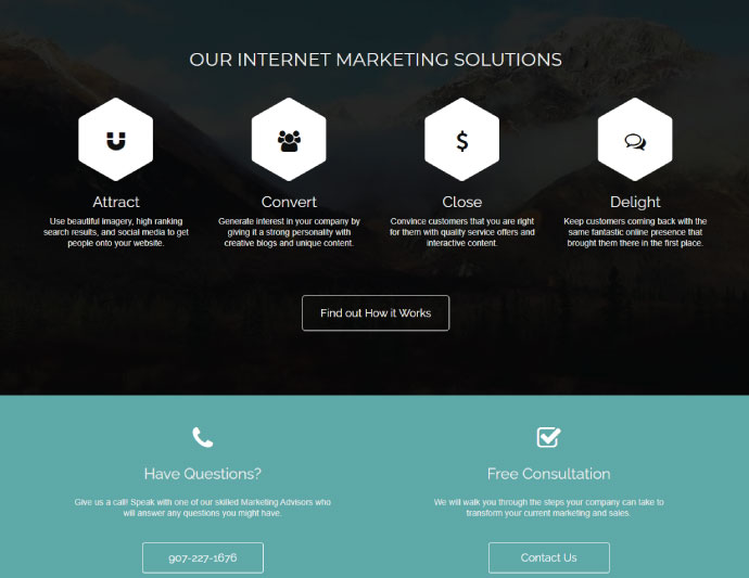 Internet Marketing Alaska