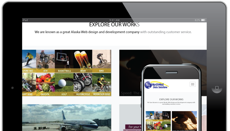 Anchorage Alaska Web Design Development Company Creating Business Apps