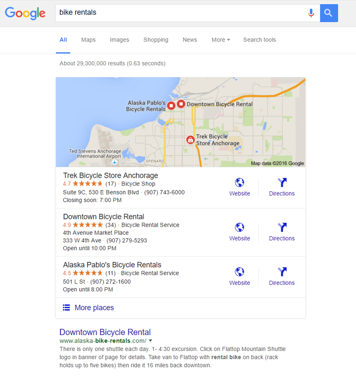 Proof of NWDS SEO Skills